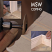 Coping Baseboard with the DuraGRIT Carbide Mushroom Shaping Wheel SR-MSW
