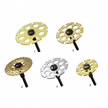 5 pc. Carbide Cutting Wheel Set