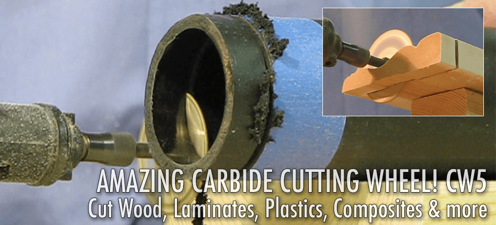Amazing 1.5'' Carbide Cutting Wheel (SR-CW5)