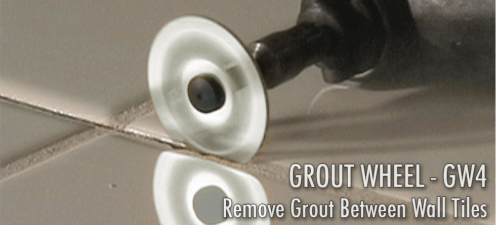 Grout Removal Wheel (SR-GW4)