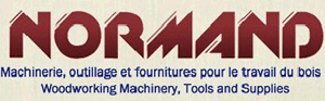 Normand Woodworking Machinery Tools and Supplies