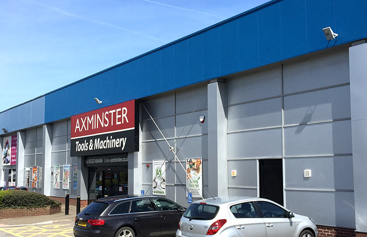 Axminster Store in Basingstoke, Hampshire