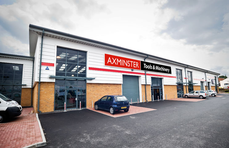 Axminster Store in High Wycombe, Buckinghamshire