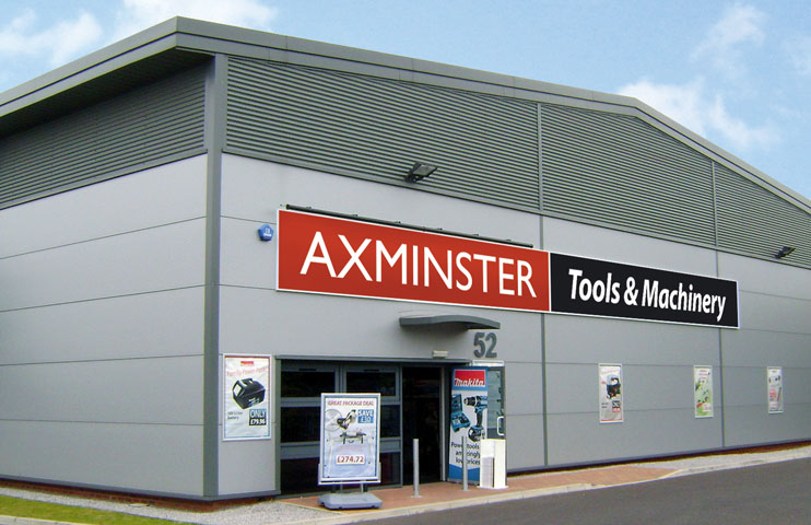 Axminster Store in Warrington, Cheshire